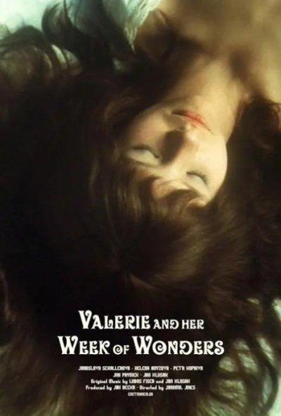 瓦莱莉和她的奇迹一周