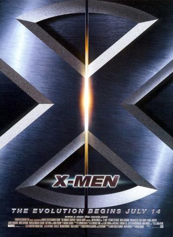 X战警1-5