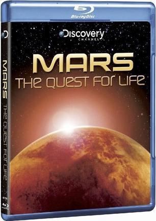 探索频道:寻找火星生命