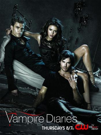 吸血鬼日记第二季