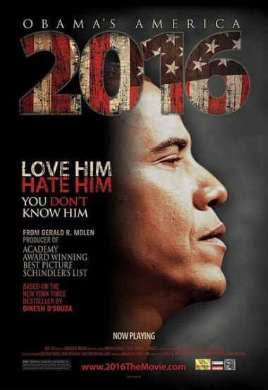 2016:奥巴马的美利坚