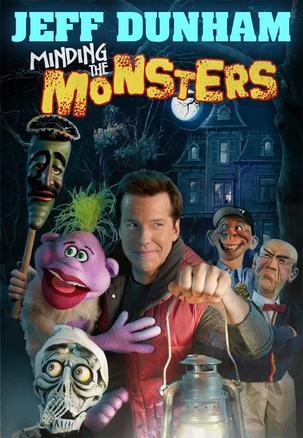 杰夫·敦哈姆:关注怪兽们