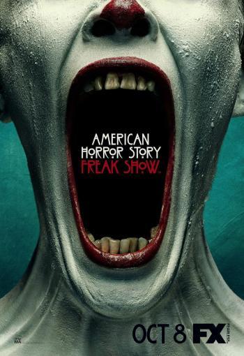 美国恐怖故事:畸形秀 第四季