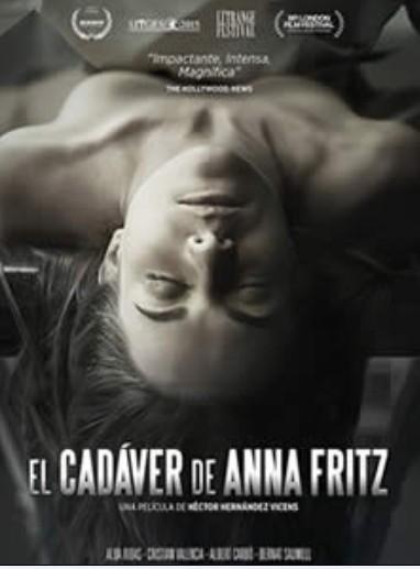安娜·弗里茨的尸体
