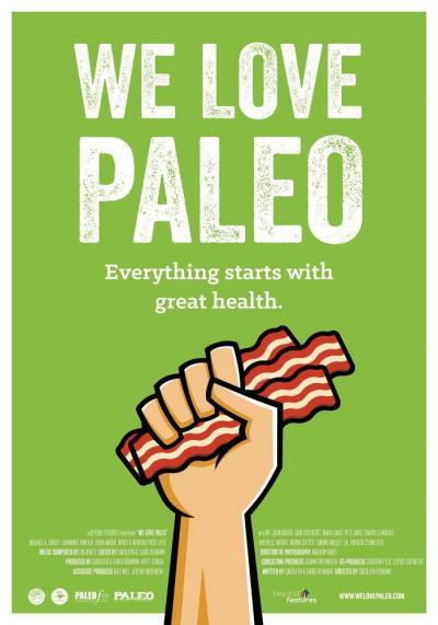 我们爱原始饮食